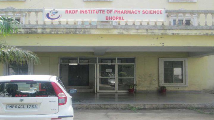 RKDF Institute of Pharmacy Science