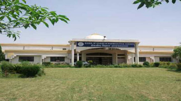 School of Studies in Pharmaceutical Sciences, Jiwaji University