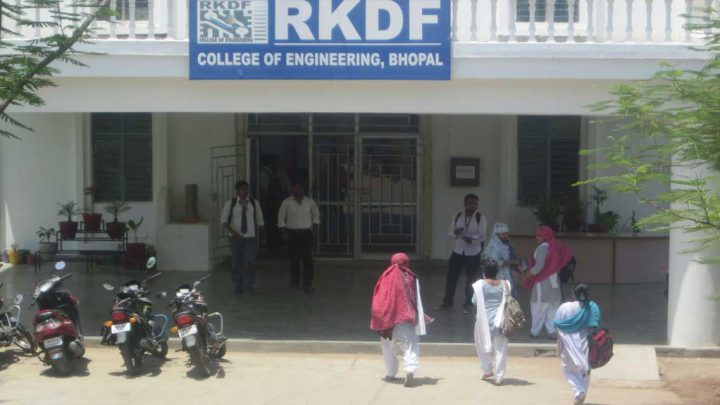 RKDF College of Engineering