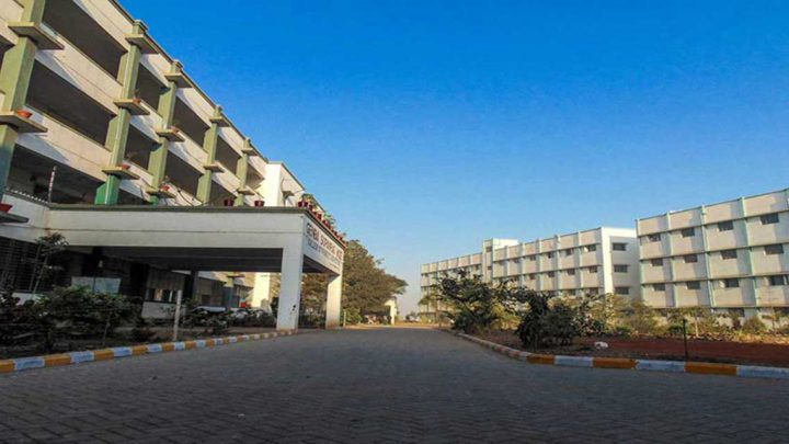 Genba Sopanrao Moze Trusts Parvatibai Genba Moze College of Engineering, Pune