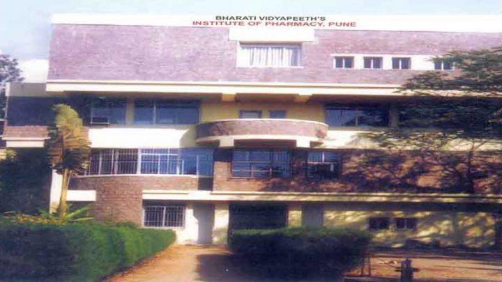 Bharati Vidyapeeths Institute of Pharmacy, Pune