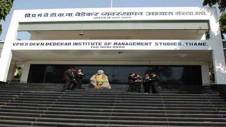 VPMs Dr. V.N Bedekar Institute of Management Studies