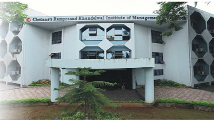 Chetanas Ramprasad Khandelwal Institute of Management & Research
