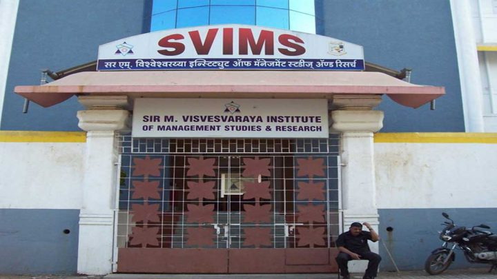 Sir M. Visvesvaraya Institute of Management Studies and Research