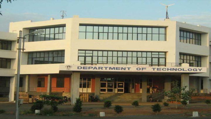 Department of Technology, Shivaji University, Kolhapur
