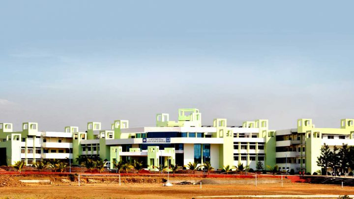 Dr. Ashok Gujar Technical Institutes Dr. Daulatrao Aher College of Engineering