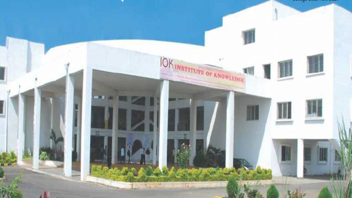 Institute of Knowledge College of Engineering