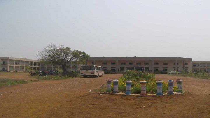Namdeorao Poreddiwar College of Engineering and Technology