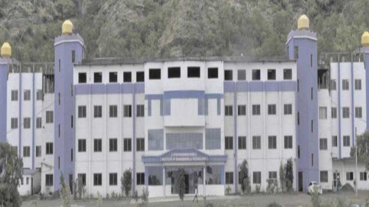 S. Late Narayandas Bhawandas Chhabada Institute of Engineering