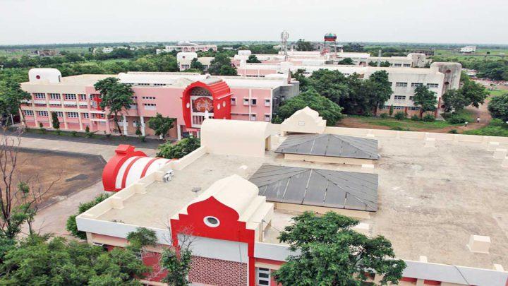 Shri Sant Gajanan Maharaj College of Engineering