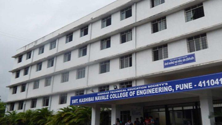 Smt. Kashibai Navale College of Engineering