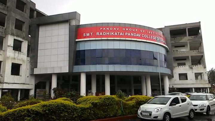 Smt. Radhikatai Pandav College of Engineering