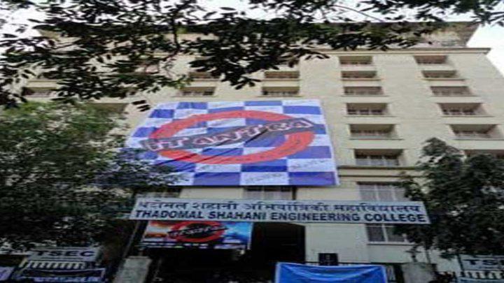 Thadomal Shahani Engineering College