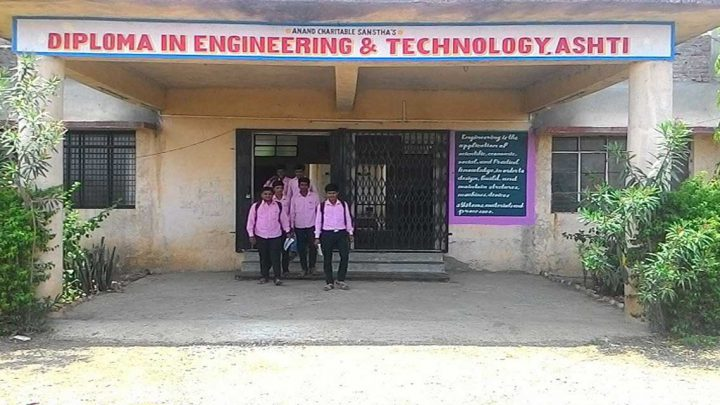 Anand Charitable Sanstas Diploma in Engineering & Technology