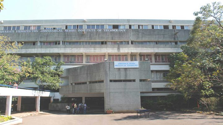 Bharati Vidyapeeths Jawaharlal Nehru Institute of Technology, Pune