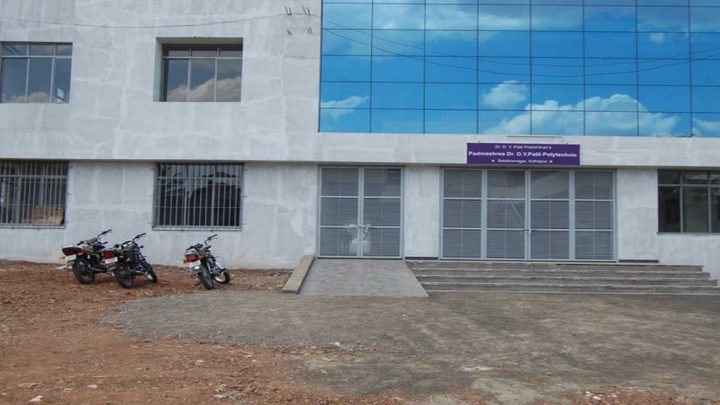 Dr. D.Y Patil Pratishthans Padmashree Polytechnic
