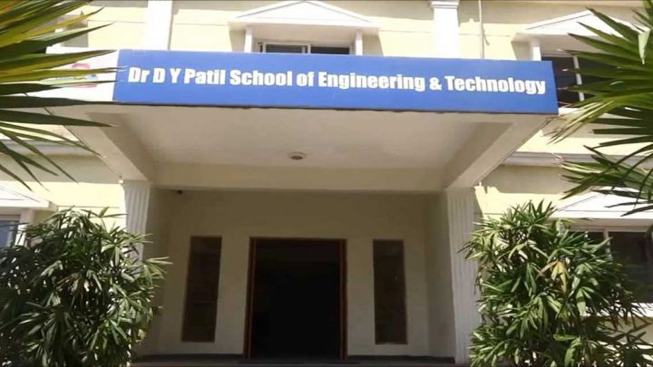 Dr. D.Y Patil School of Engineering and Technology