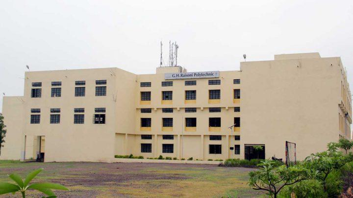 G.H Raisoni Polytechnic, Jalgaon