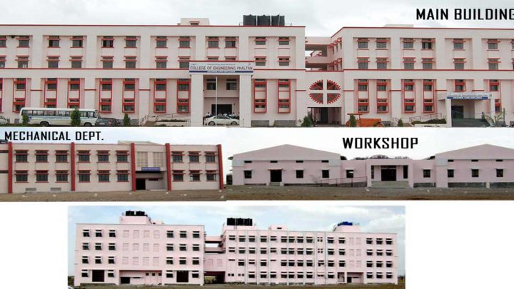 Phaltan Education Societys College of Engineering