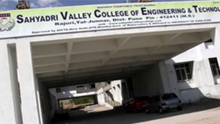 Sahyadri Valley College of Engineering & Technology