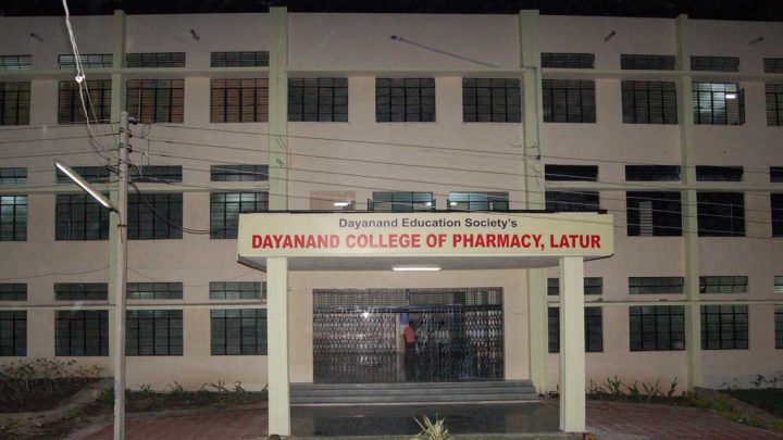 Dayanand Education Societys Dayanand College of Pharmacy
