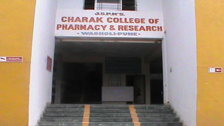 Jayawant Shikshan Prasarak Mandals Charak College of Pharmacy & Research