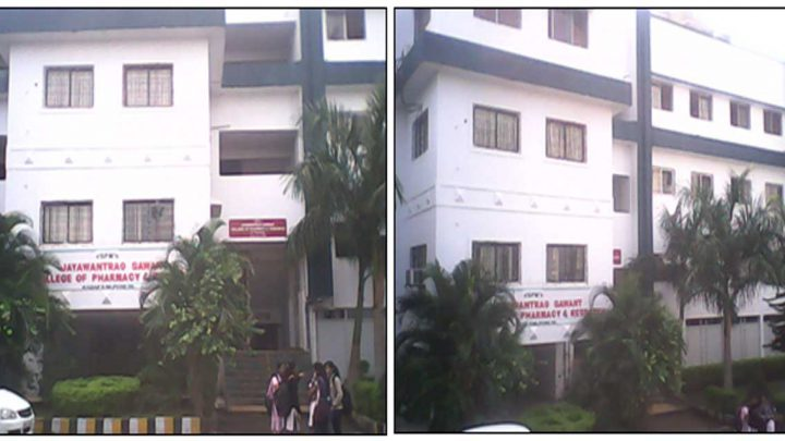 Jayawantrao Sawant College of Pharmacy & Research