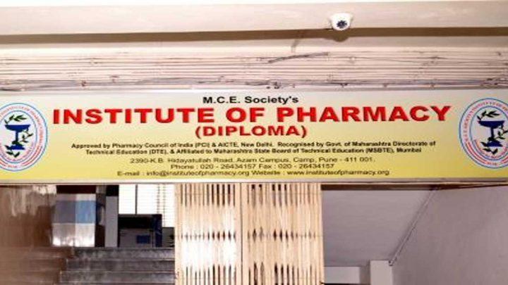 M.C.E Societys Institute of Pharmacy
