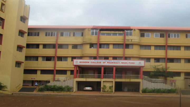 P.E Societys Modern College of Pharmacy, Nigdi