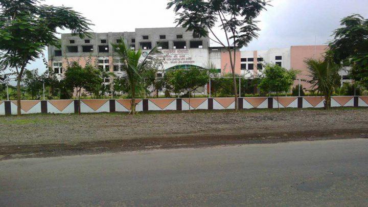Shellino Education Societys Nanasaheb R.G Patil Institute of Pharmacy, Mamurabad