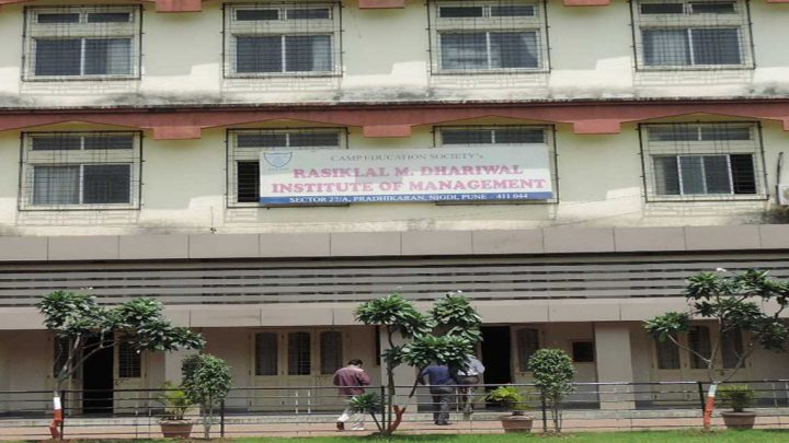 Camp Education Societys Rasiklal M. Dhariwal Institute of Management