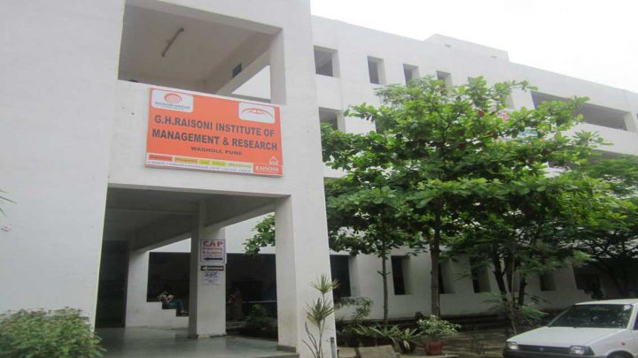 G.H Raisoni Institute of Management and Research, Pune