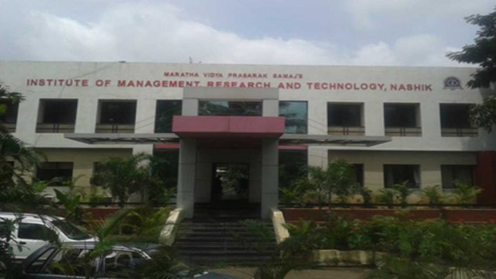 Nashi District Maratha Vidya Prasarak Samajas Institute of Management Research & Technology
