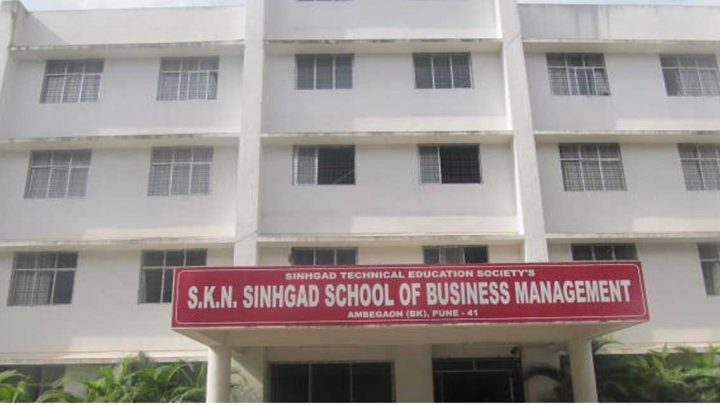 SKN Sinhgad School of Business Management