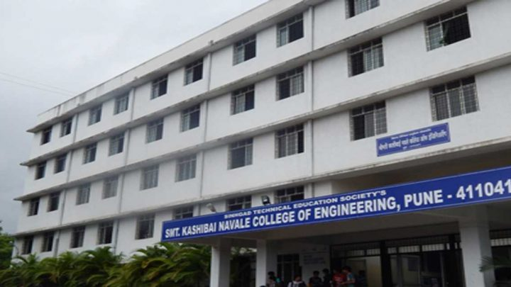Smt. Kashibai Navale College of Engineering
