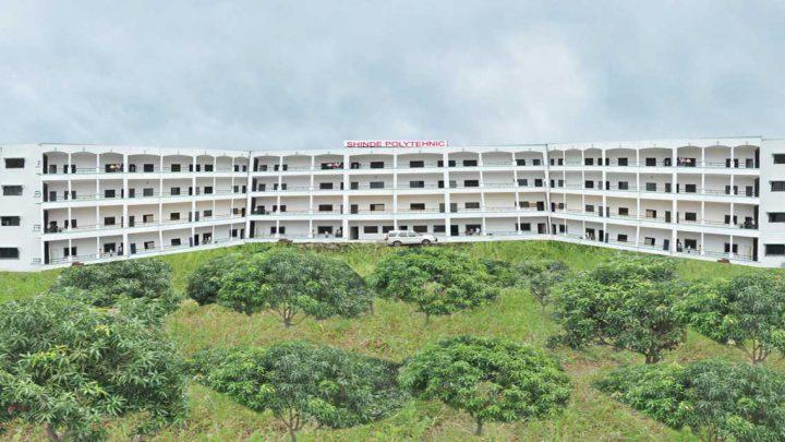 Bhiwsan Patil Shinde Shikshan Gramin Vikas & Bahu Sanstha, Shinde Polytechnic