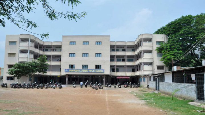 Ballarpur Sewasamitis Jainuddin Zaweri Polytechnic