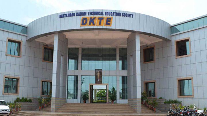 DKTE Societys Yashwantrao Chavan Polytechnic