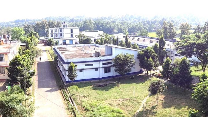 Nagaland Tool Room & Training Centre