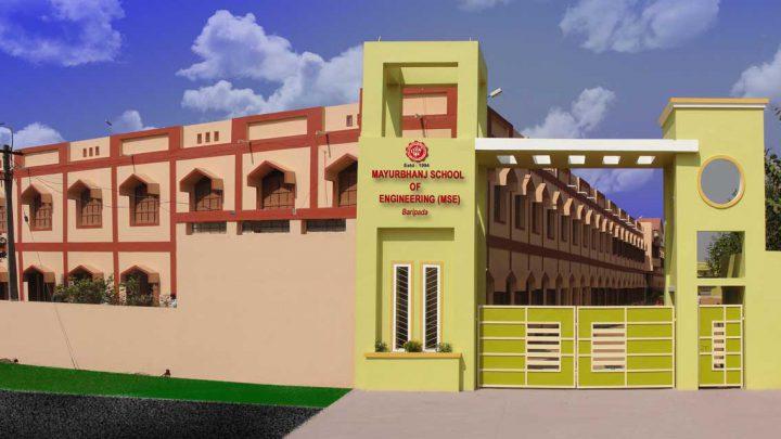 Mayurbhanj School of Engineering