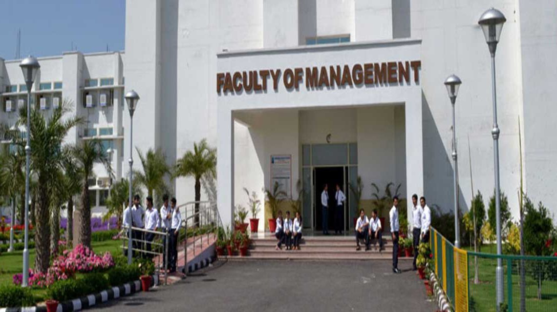 CGC Technical Campus Faculty of Management