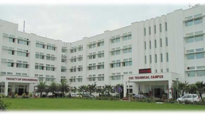CGC Technical Campus Faculty of Engineering