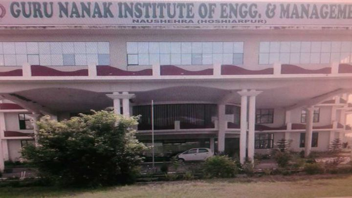 Guru Nanak Institute of Engineering & Management