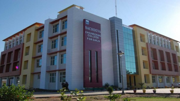Sachdeva Engineering College for Girls