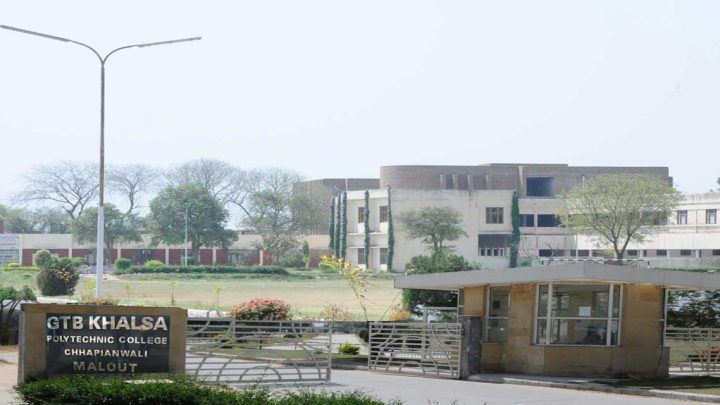 Guru Teg Bahadur Khalsa Polytechnic College