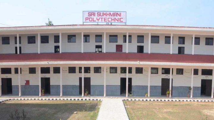 Sri Sukhmani Polytechnic
