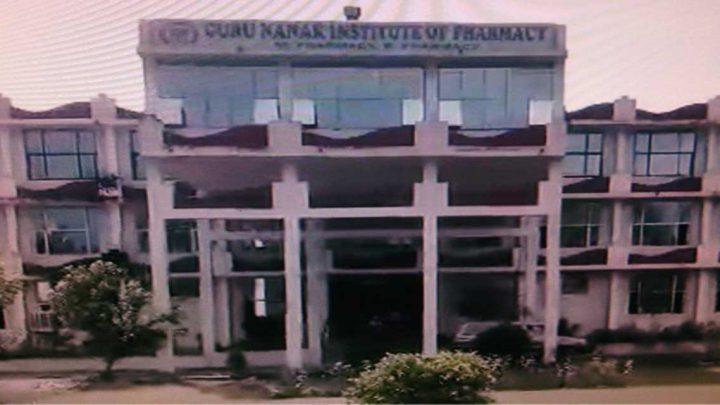 Guru Nanak Institute of Pharmacy