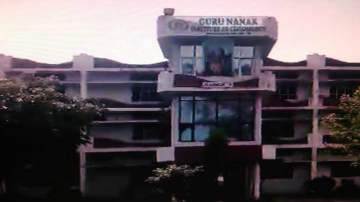 Guru Nanak Institute of Technology