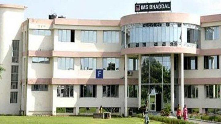 Institute of Management Studies, Bhaddal