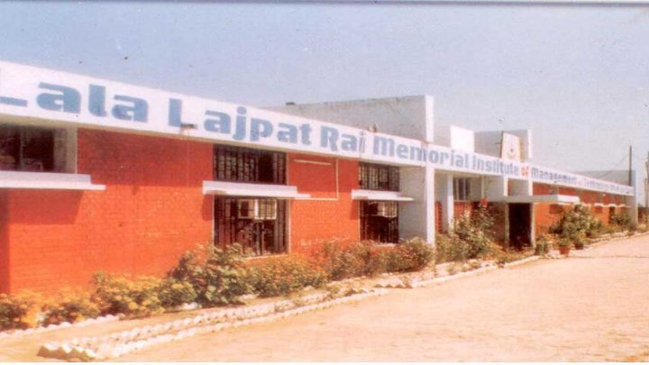 Lala Lajpat Rai Memorial Institute of Management & Technology